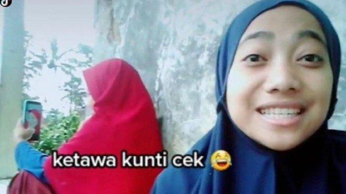 Viral Video Remaja Tirukan Suara Tawa Kuntilanak Sampai Temannya Terkejut, Begini Kisah Dibaliknya