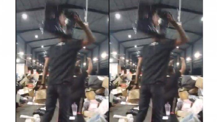 Nasib Kurir J&T Express Usai Video Mengacak-acak Paket Viral di Medsos, Tuai Kecaman dari Netizen