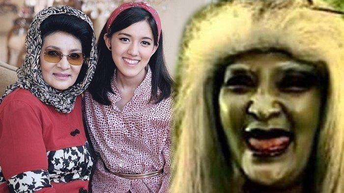 Perjalanan Karier Farida Pasha, Pemeran Mak Lampir dalam Sinetron Kolosan Misteri Gunung Merapi