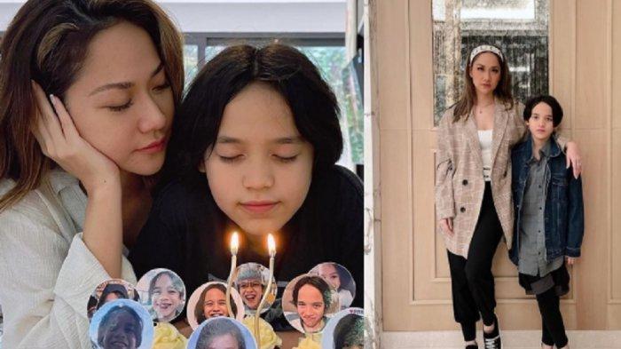 Momen Bunga Citra Lestari Rayakan Ultah Noah Sinclair yang ke-11, Tulis Pesan Haru untuk Sang Anak
