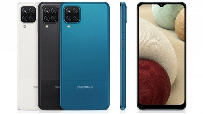Harga HP Samsung Galaxy A12, Dibekali Baterai 5.000 mAh dan Dijual Mulai Rp 2,5 Juta