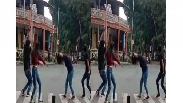 Nasib 4 Remaja di Lumajang Usai Video Joget di Zebra Cross Viral, Kini Dipanggil Polisi