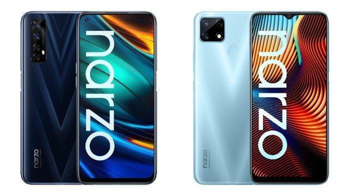 Lengkap, Daftar Harga HP Realme Terbaru November 2020: Realme Narzo 20 Dijual Mulai Rp 2,2 Juta