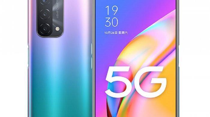 Harga dan Spesifikasi Oppo A93 5G: Dibanderol Mulai Rp 4,3 Jutaan
