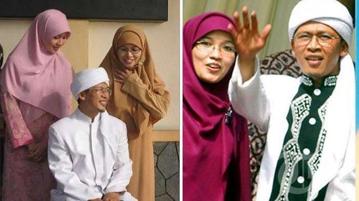 Batal Cerai dengan Teh Ninih, Aa Gym Cabut Gugatan Cerai Talak di Pengadilan Agama