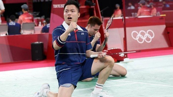Pelatih Kelahiran Indonesia Berjaya di Olimpiade 2020, Antar Ganda Malaysia Kalahkan Ahsan/ Hendra