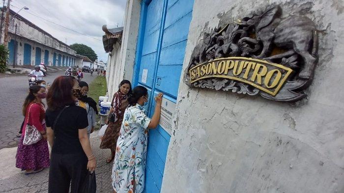 Kerabat Keraton Diduga Dikurung di Keraton Solo, Kapolresta Solo Ade : Masalah Internal Keluarga