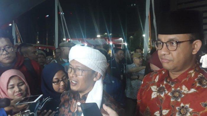 Komentari Banjir di Jakarta, Aa Gym: Semoga Para Pemimpin Diberi Kesungguhan dan Jalan Keluar