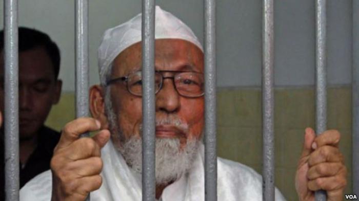 Abu Bakar Baasyir Sudah Dipindahkan ke LP Gunung Sindur Sejak Pukul 05.30 WIB