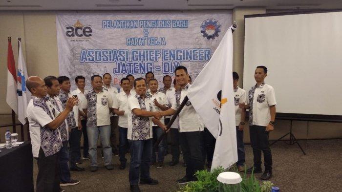 ACE Jateng-DIY Lantik Ketua dan Kepengurusan Baru Periode 2019 hingga 2022