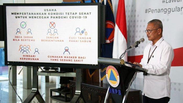 UPDATE Corona Jumat 20 Maret 2020: Jumlah Pasien Covid-19 yang Sembuh Bertambah 1 Jadi 17 Orang