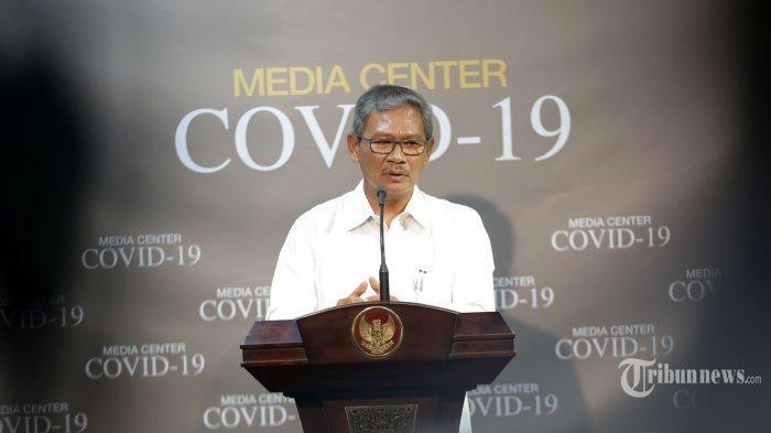 UPDATE Corona di Indonesia 5 April 2020: Ada 2.273 Orang Positif Covid-19, Bertambah 181 Orang
