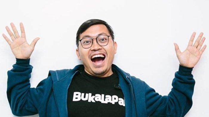 Achmad Zaky CEO Bukalapak dan Sang Istri, CEO Hijup.com Kompak Tutup Kolom Komentar Instagram