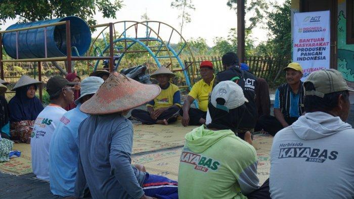 Pandemi Corona, ACT Solo Perkuat Sektor Pangan Melalui Program Masyarakat Produsen Pangan Indonesia