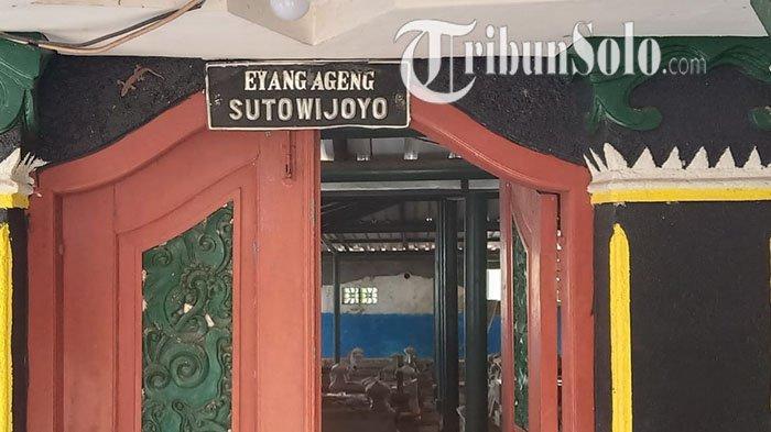 Ada tulisan Ki Ageng Sutawijaya di pemakaman khusus sosok berpengaruh kala itu.