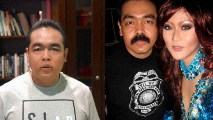 Adam Suseno Suami Inul Daratista Pertama Kalinya Tampil Tanpa Kumis, Netizen Sampai Bikin Petisi
