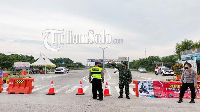 Daftar Jalan Tol di Solo yang Ditutup Total karena PPKM Darurat, Ternyata Ada yang Masih Dibuka