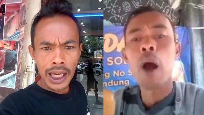 Ade Londok, pria asal Bandung yang viral.