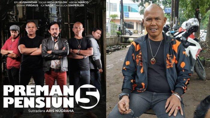 Jelang Preman Pensiun 5 Tayang, Sutradara Ungkap Adegan Syuting Kang Pipit Sebelum Meninggal