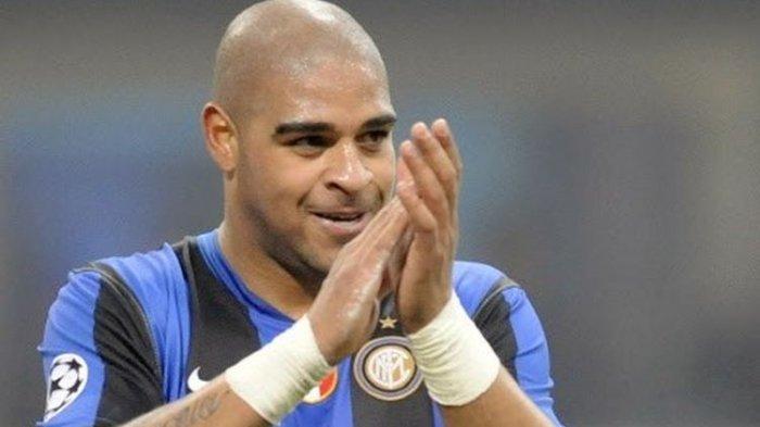 Sebab Hancurnya Karir Adriano, Sang Jagoan di Game PES : Depresi Semenjak Ditinggal Ayahnya