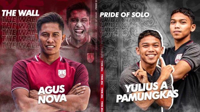 Persis Solo Bongkar Tim Lagi,Yulius Pamungkas Disekolahkan ke Belitong FC & Agus Nova ke Mitra Kukar