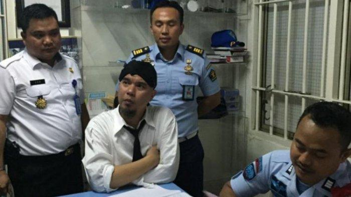 Kamis Dini Hari, Ahmad Dhani Dibawa ke Surabaya Hadiri Sidang Kasus Dugaan Pencemaran Nama Baik