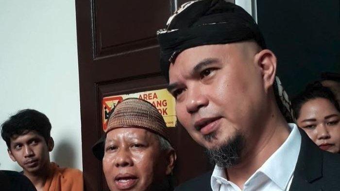 Ikuti Sidang Kasus Pencemaran Nama Baik, Ahmad Dhani akan ke Surabaya Besok Pagi