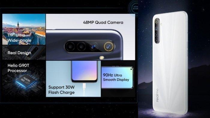 Harga HP Realme Narzo Terbaru Juni 2020, Dijual Mulai Rp 2 Jutaan dan Ini Spesifikasi Lengkapnya