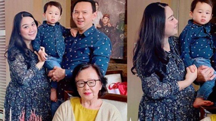 Ahok Rayakan Ulang Tahun ke-55 Bersama Keluarga, Terungkap Puput Nastiti Devi Hamil Anak Kedua