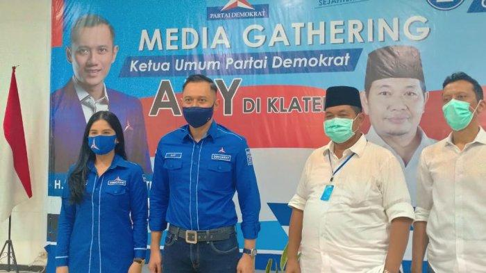 Dualisme Partai Demokrat, DPC Demokrat Klaten : Kami Usut yang Ikut KLB