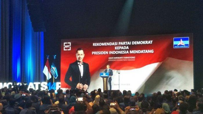 SBY Absen, AHY Pimpin Kampanye Terbuka Perdana Demokrat di Ciracas