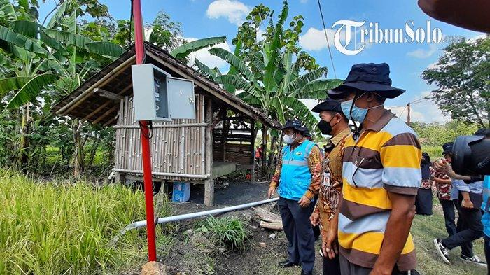 Masalah Air Irigasi Sawah Pertanian di Sambi Terpecahkan, 20 Titik Sumur Dalam Terbangun