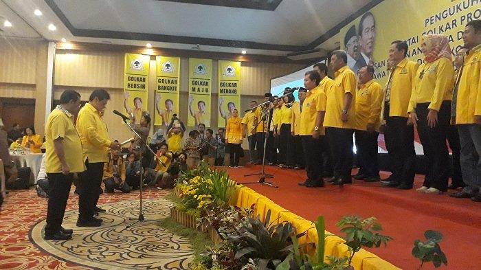 11 Caleg Partai Golkar Dapil Jateng yang ke Senayan: Nusron Wahid dan Bambang Soesatyo Lolos