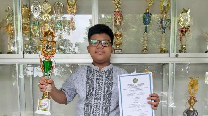 Menang Lomba Tingkat Nasional, Remaja asal Sukoharjo Ini Ingin Punya Lagu Sendiri