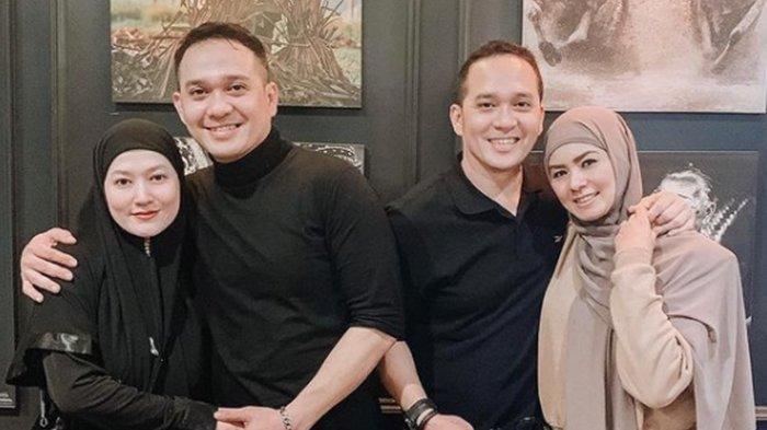 Jarang Bertemu, Aktor Kembar Fadli dan Fadlan Rayakan Ulang Tahun ke-44 Bersama Keluarga