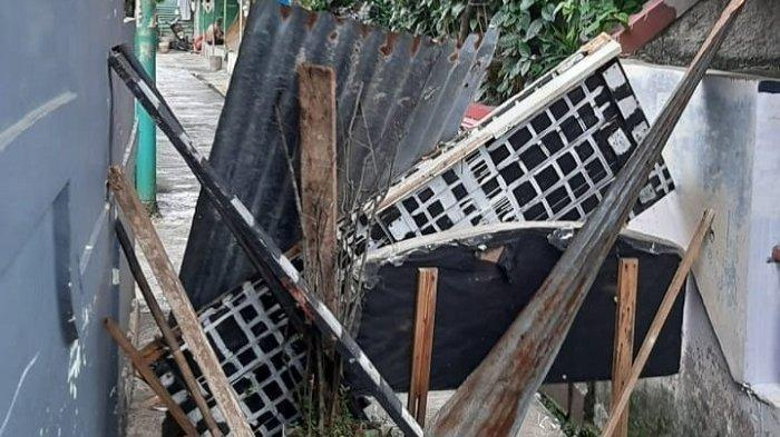 Fakta di Balik Kasus Warga di Depok Blokade Akses Jalan Rumah Pasien Covid-19 dengan Seng dan Kayu