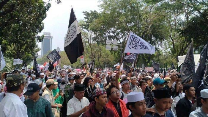 Polisi Ungkap Peran Oknum Dosen IPB Bogor dalam Aksi Mujahid 212