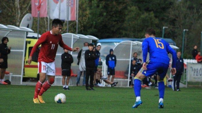Link Live Streaming Timnas Indonesia U-19 vs NK Dugopoljie, Tayang Malam Ini Pukul 19.45 WIB