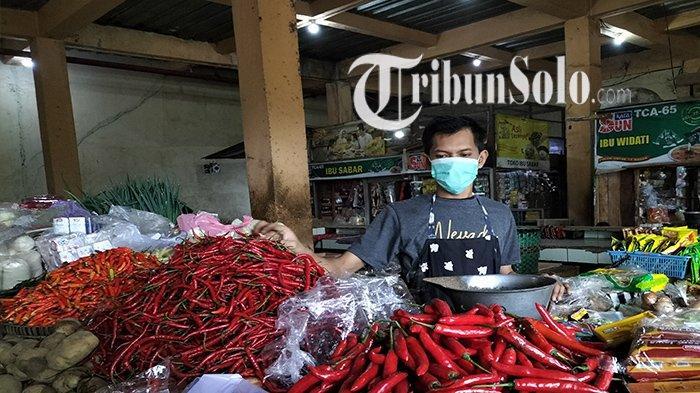 Penjual Cabai di Boyolali Sumringah, Biasanya Rp 10 Ribu, Kini Bisa Tembus Rp 30 Ribu Per Kilogram
