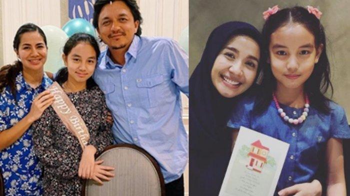 Aleesya Putri Engku Emran Ultah ke-12, Laudya Cynthia Bella Masih Simpan Potret 3 Tahun Silam