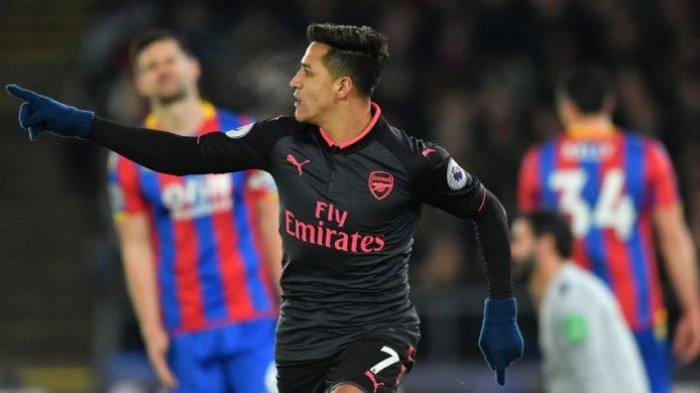 Perburuan Alexis Sanchez, Manchester City Kibarkan Bendera Putih?
