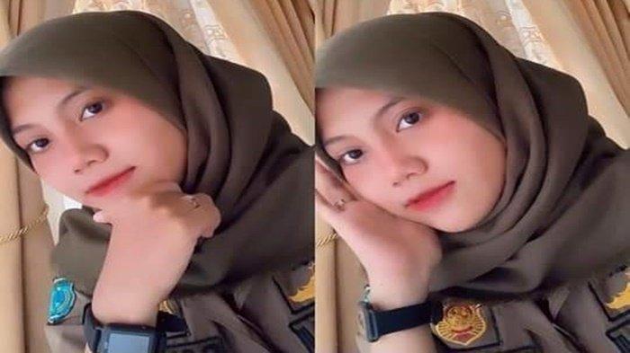 Sempat Viral Anggota Satpol PP Cantik Hilang 5 Hari, Kini Sudah Ketemu, Ternyata Dibawa Kabur Pacar