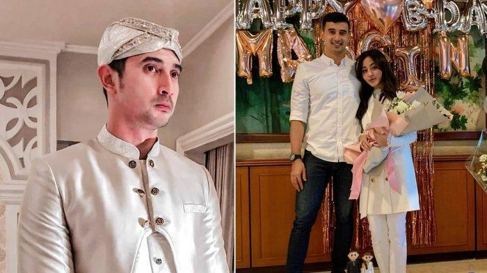 Bakal Susul Mantan, Ali Syakieb Fitting Baju Pengantin, Mantap Nikahi Margin yang Beda Usia 13 Tahun