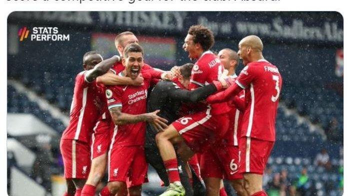 Kisah Haru di Balik Gol Alisson untuk Kemenangan Liverpool, Tak Sekadar Gol Biasa