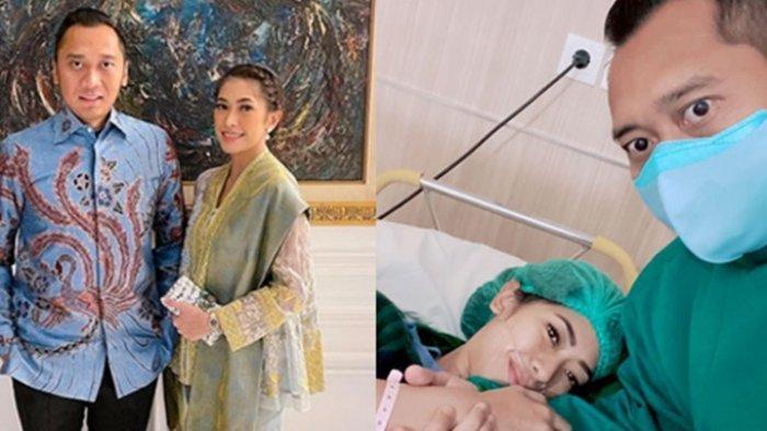 Menantu SBY, Siti Rubi Aliya Rajasa Jalani Operasi Angkat Kandung Empedu, Mengaku Mimpi Ibu Mertua