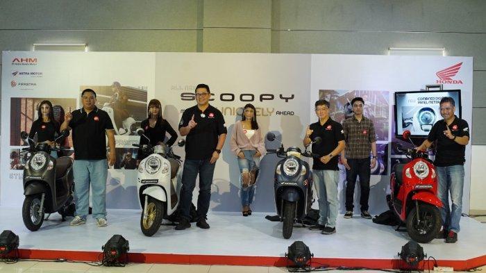 All New Honda Scoopy Siap Meluncur di Jalanan, Ini Harga dan Kelebihannya