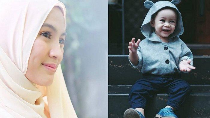 Putra Keduanya Tepat Berusia Satu Tahun, Alyssa Soebandono Kenang Tangisan Pertama Sang Buah Hati