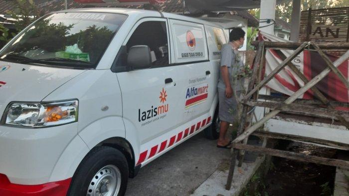 Kronologi Ambulans yang Membawa Jenazah dan Pajero Adu Senggol di Klaten, Berawal Tak Diberi Jalan