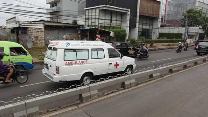 Hanya Berdua di Ambulans, Seorang Gadis Pasien Covid-19 Malah Diperkosa Sopir di Tempat Sepi