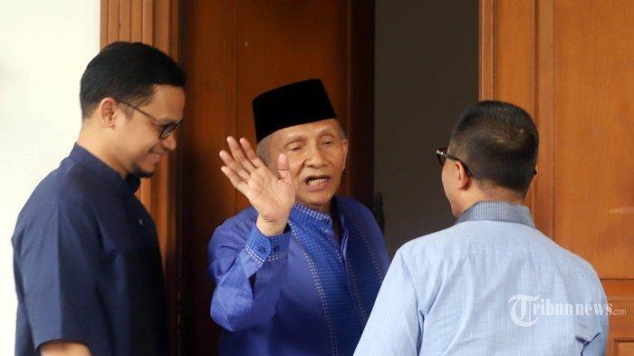 Pesan Amien Rais kepada Calon Kapolri Komjen Listyo Sigit Prabowo: Sesungguhnya Ini 'Momen of Truth'
